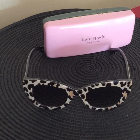 b37f78fda6eb Kate Spade Accessories | Hello Sunshine Sunglasses | Poshmark